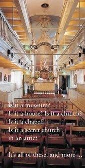 Museos: Nuestro Señor del Ático (Amsterdam)