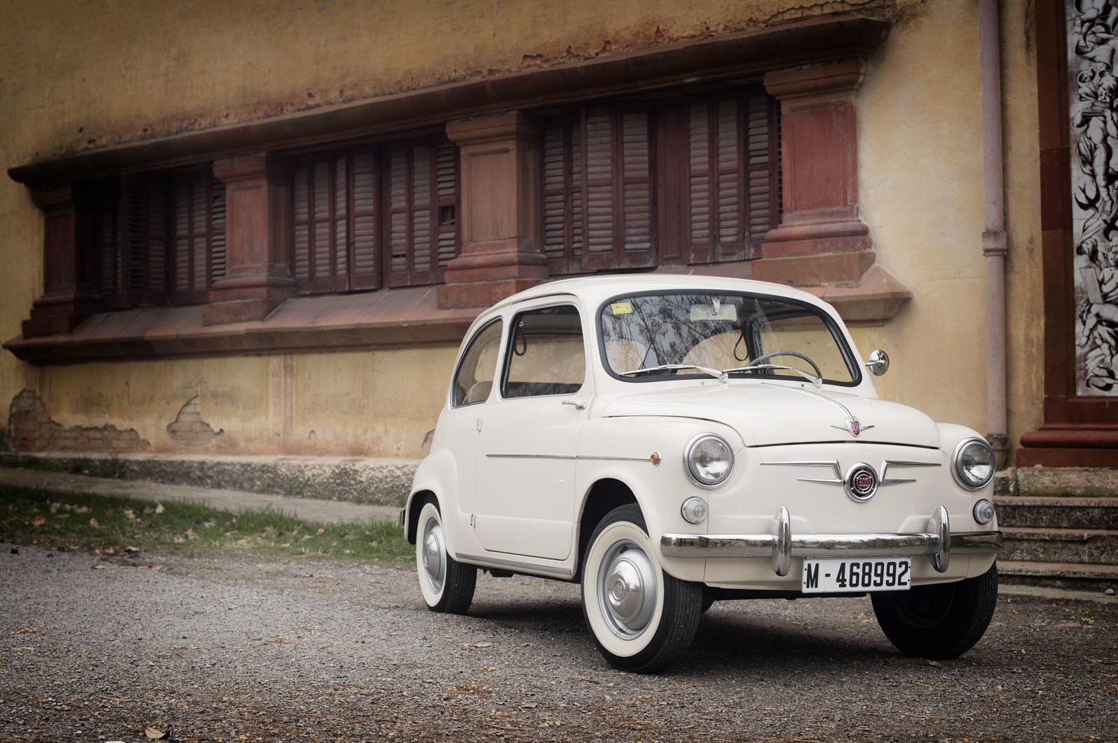 Foto de SEAT 600 (50 Aniversario) (22/64)