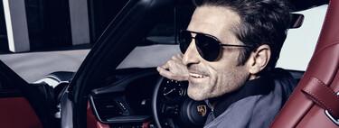 Porsche Design confirma a Patrick Dempsey como su nuevo embajador para la línea de gafas de sol