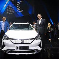 Volkswagen estrena marca en China con el SOL E20X, un SUV eléctrico con aspecto de SEAT