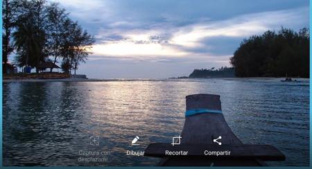 Cómo hacer capturas de pantalla en el Samsung Galaxy S8