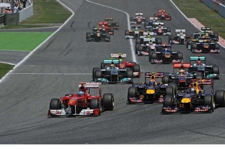 La FIA publica el calendario definitivo del campeonato del mundo de Fórmula 1 2012