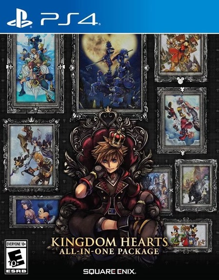 Kingdom Hearts Pack
