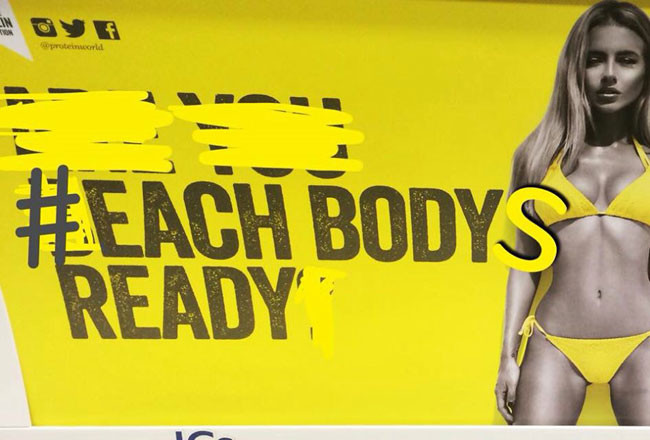Beach Body Ready 10