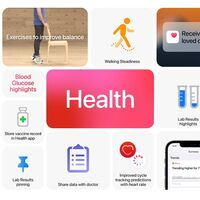 La app de Salud en iOS 15 incorpora descripciones más precisas, tendencias y compartir información con nuestros seres queridos
