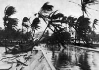 El calentamiento global podría disminuir el número de ciclones