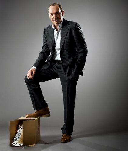 Kevin Spacey (Photo: Adrian Green)