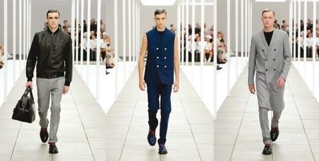 ¡Hombre al agua! Dior Homme suelta amarras a su colección primavera-verano 2013