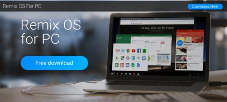 OS Remix para PC 'Developer Version' ya está disponible para su descarga
