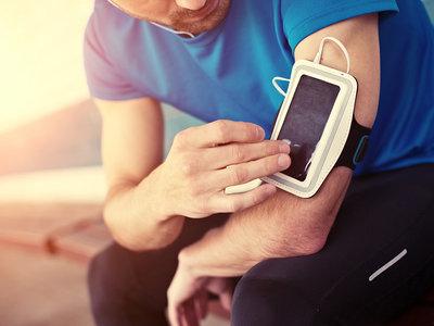 Mide tu entrenamiento en tiempo real usando un smartphone