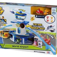 Super Wings Aeropuerto internacional de Jett & Donnie al precio más bajo por el Black Friday 2017 ahora por sólo 29,99 euros