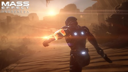 Mass Effect: Andromeda repasa su sistema de combate y las habilidades en un gameplay