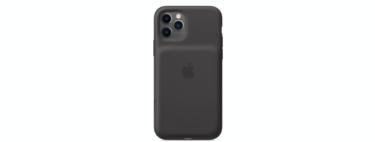 Las fundas Smart Battery para iPhone 11 y iPhone 11 Pro ya están disponibles, e incluyen un botón para la cámara