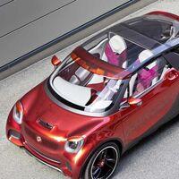 El nuevo SUV de Smart parece estar listo para brillar en la primera edición del Salón de Munich 2021