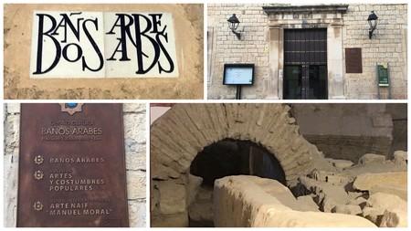 450_1000 Los baños árabes de Jaén, los más grandes de España y una visita obligada para el turista
