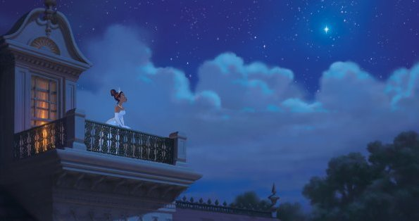 'The Princess and the Frog', imágenes