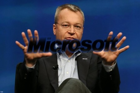 Elop explica por qué Nokia eligió Windows Phone y no Android