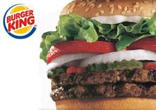 Burger King demandada por continuar usando grasas parcialmente hidrogenadas
