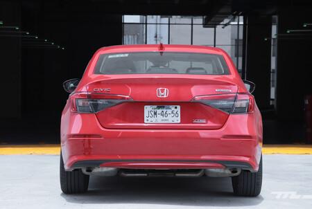 Honda Civic 2022 Opiniones Prueba Mexico 10