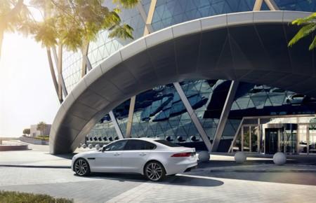 Jaguar XF México