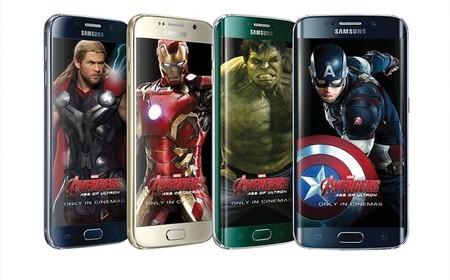 Galaxy S6 Avengers