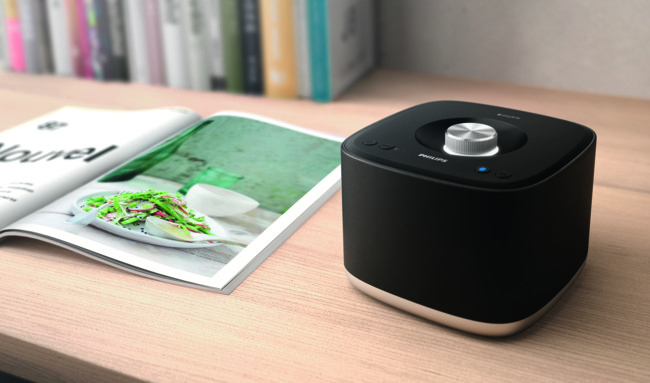 Philips Izzy Wireless Multiroom Speaker Bm5b Image1