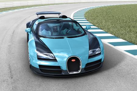 Bugatti Grand Sport Vitesse Jean-Pierre Wimille - limitado a 3 unidades