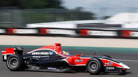 Victorias de Robert Wickens y Kevin Korjus en la reunión de la Fórmula Renault 3.5 en Nürburgring