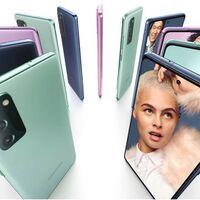 Samsung Galaxy S20 FE, el nuevo móvil para fans llega con un precio más ajustado y opción 5G