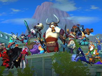 Gigantic confirma el lanzamiento de su versión final para el 20 de julio en Xbox One y PC