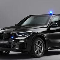 BMW X5 Protection VR6, un SUV blindado que resiste explosiones y disparos de un fusil de asalto AK-47