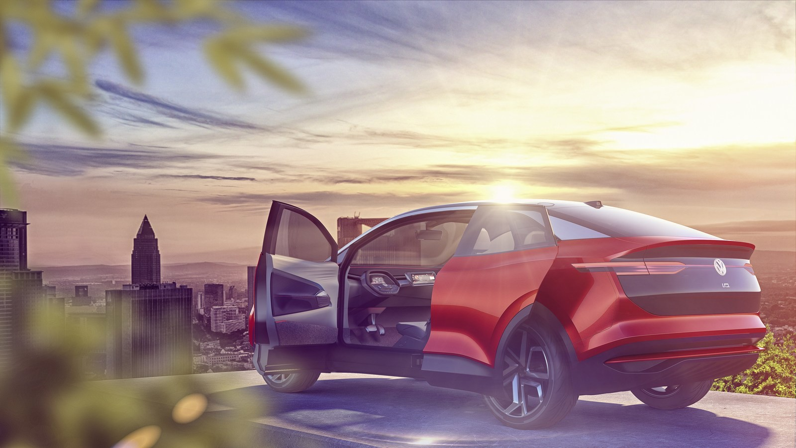 Foto de Volkswagen I.D. Crozz Concept II (9/16)