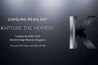 Samsung nos invita a conocer su nuevo smartphone fotográfico, ¿Galaxy K  a la vista?