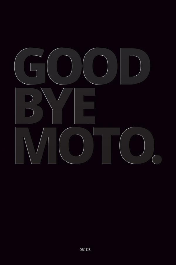 Foto de Goddbye Moto y Hello Again (2/20)