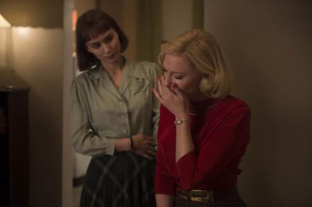 Cate Blanchett Y Rooney Mara En Carol