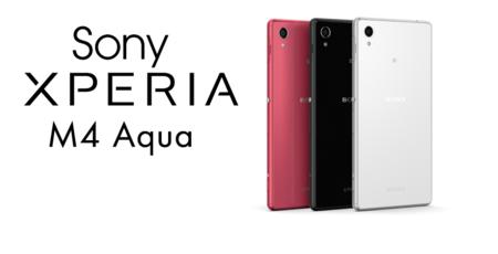 Sony Xperia M4 Aqua de 8GB sólo te otorga poco más de 1GB de espacio [Actualizado]