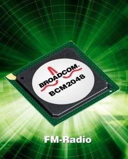 Un solo chip para WiFi, Bluetooth y radio FM