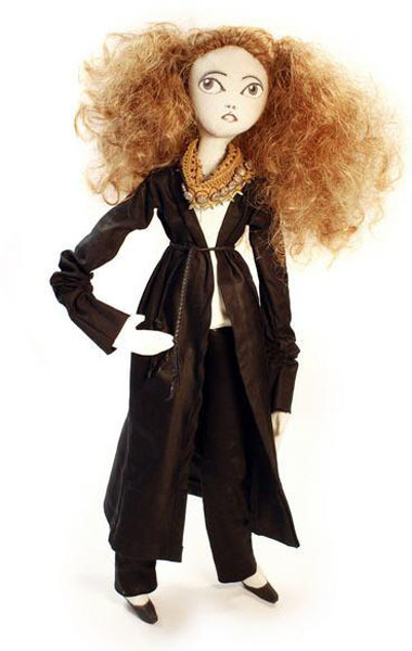 Grace Coddington by Andrew Yang