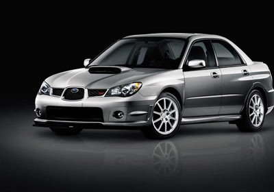 Subaru WRX STi Limited