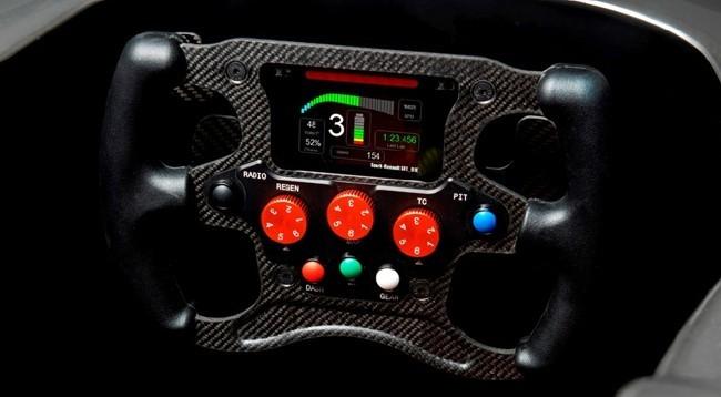 Monoplaza de Fórmula E Spark-Renault 2013 05