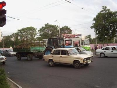 Tashkent: un transporte diferente