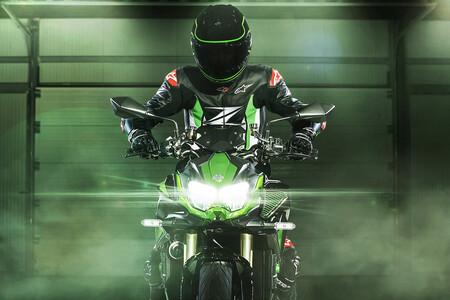 Kawasaki Z H2 2021 2