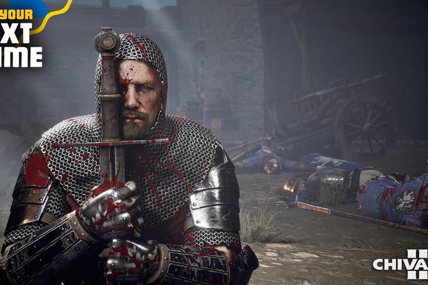 Análisis de Chivalry II, el juego con el que he podido fliparme creyéndome William Wallace