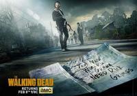 'The Walking Dead' presenta su temporada 5.2, la imagen de la semana