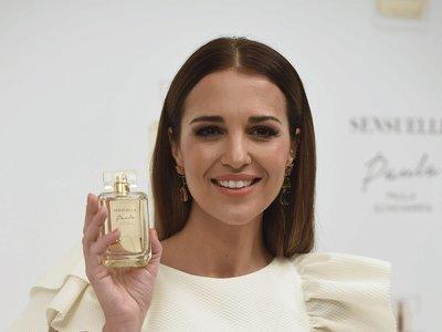 Expectación máxima en la presentación del nuevo perfume de Paula Echevarría