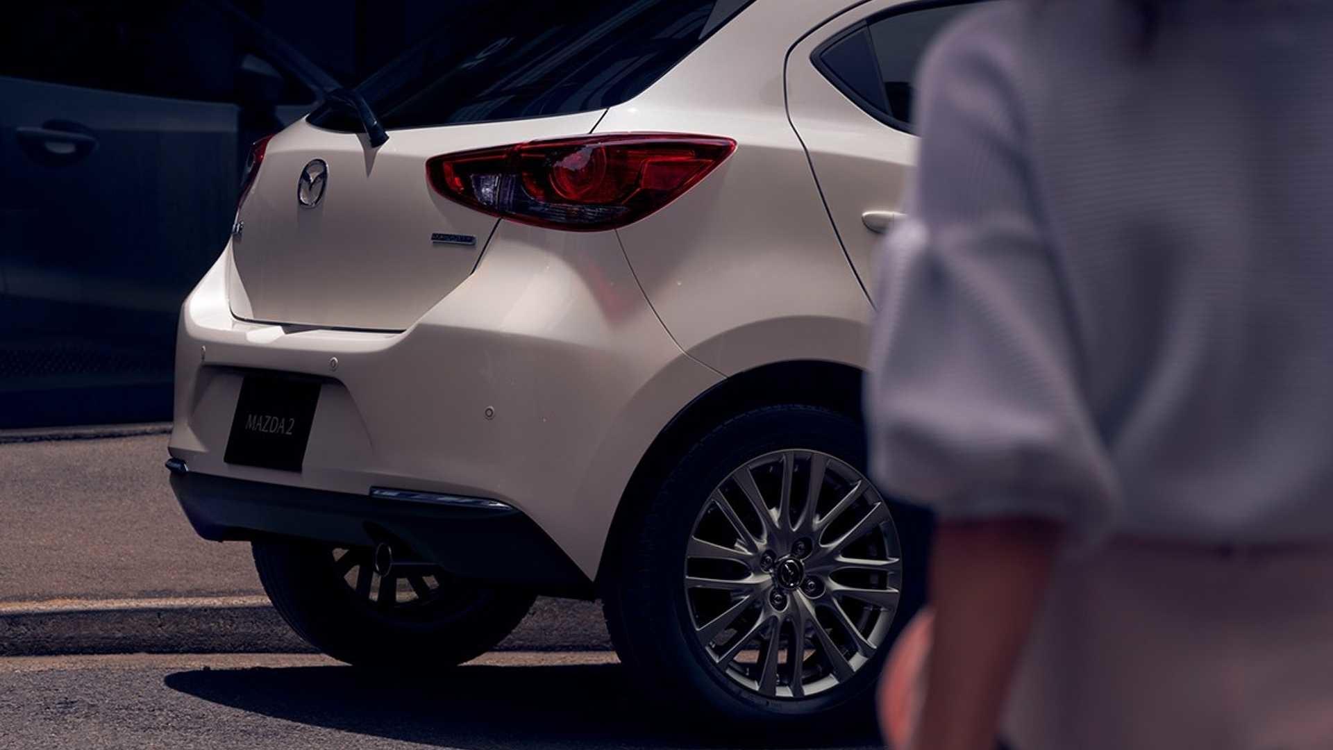 Foto de Mazda 2 2020 (14/31)
