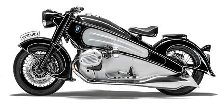 Nostalgia Moto Bmw R7 1