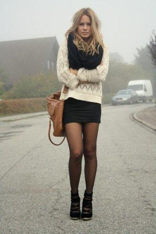10 looks de calle para evitar el frío del otoño