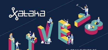 Todos los talleres prácticos en Xataka Live 2018