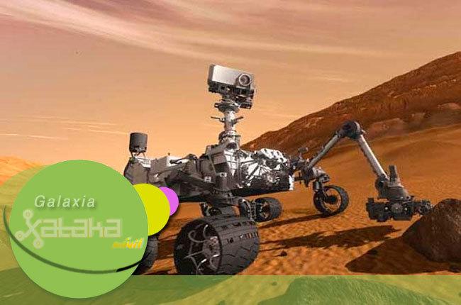 Migrar de sistema operativo móvil, auxilios para un smartphone mojado y la llegada de Curiosity a Marte. Galaxia Xataka Móvil